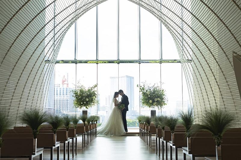 パレスホテルの結婚式をレビュー|東京の結婚式場おすすめランキング