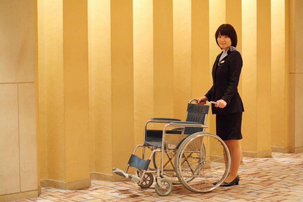 バリアフリーに優れた結婚式場2選|東京の結婚式場お勧めランキング